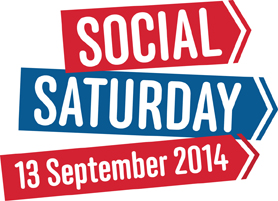 Social Saturday 13th September