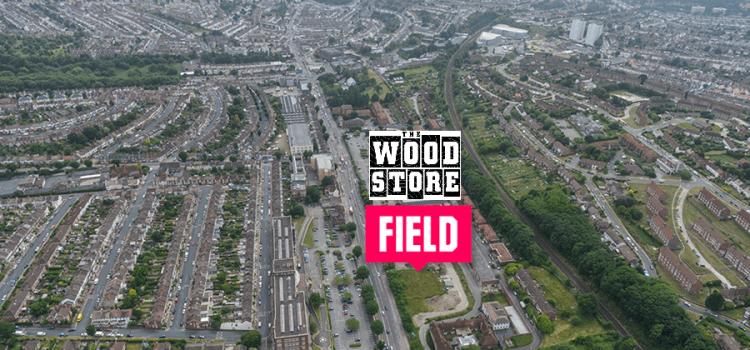Brighton Wood Store now at Preston Barracks