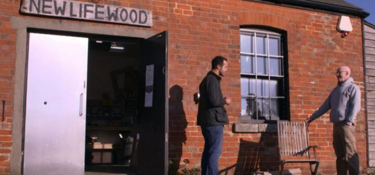 New Life Wood featured on BBC One's Morning Live