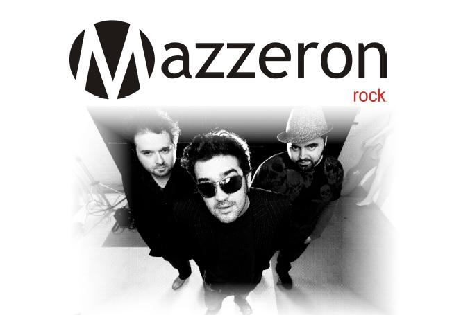 Mazzeron: Conheça, Ouça e compartilhe! É Rock!