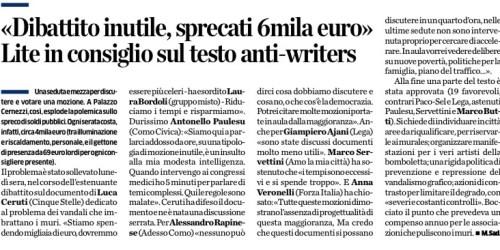 2014-01-29, la provincia articolo writers