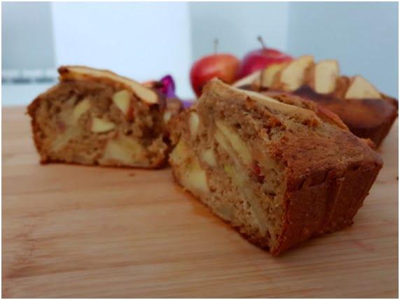 Tarta de manzana (apple pie) para niños