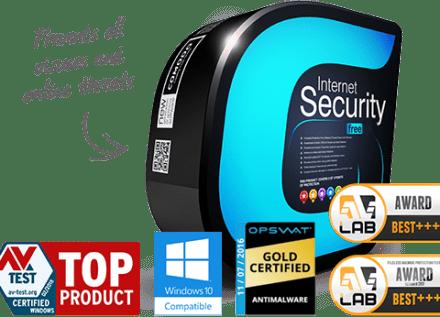 Comodo Internet Security Pro 10.0.2.640