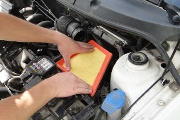 Como trocar o filtro de ar do carro