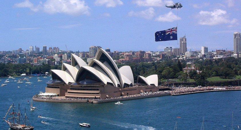 Como ir trabalhar na Australia
