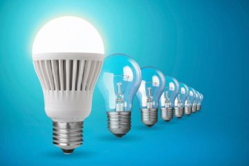 Como consertar lâmpada de led