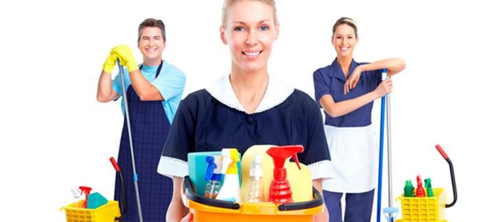 Vagas de Auxiliar de limpeza