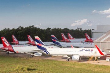 Latam Brasil files for bankruptcy in the US