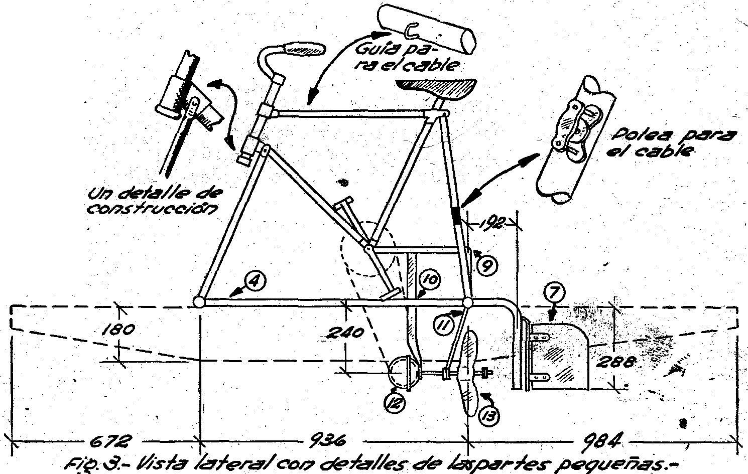 Moto Acuatica De Facil Construccion