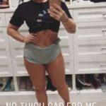 Demi Lovato mostró sus estrías y celulitis en Instagram