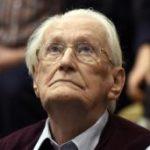 """Alemania rechazó el pedido de indulto para el """"contador de Auschwitz"""", ex oficial nazi de 96 años"""
