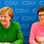 Quién es Annegret Kramp-Karrenbauer, quien recibió el respaldo de la canciller para liderar el partido