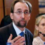 El Alto Comisionado de la ONU pidió que se investiguen las violaciones a los derechos humanos en Venezuela