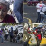 Represión en Nicaragua: grupos de choque del gobierno de Daniel Ortega golpearon a manifestantes y periodistas en una protesta