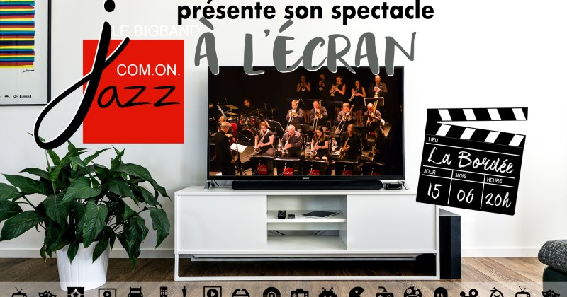 Com.On.Jazz à l'Écran!