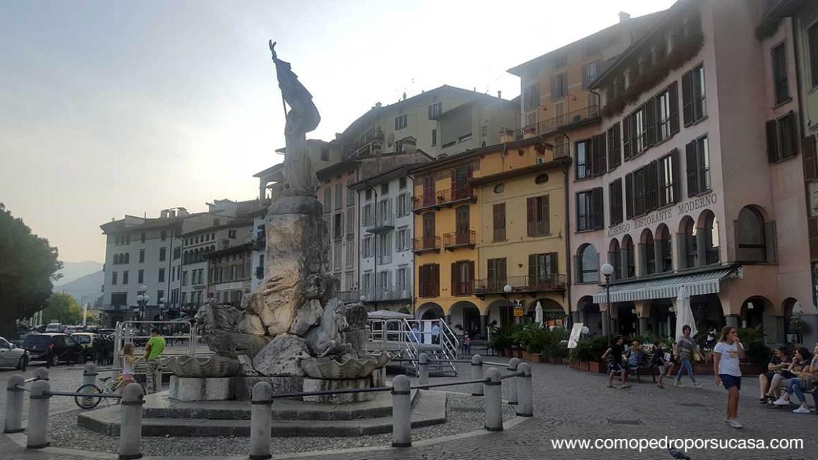 Plaza de Lovere