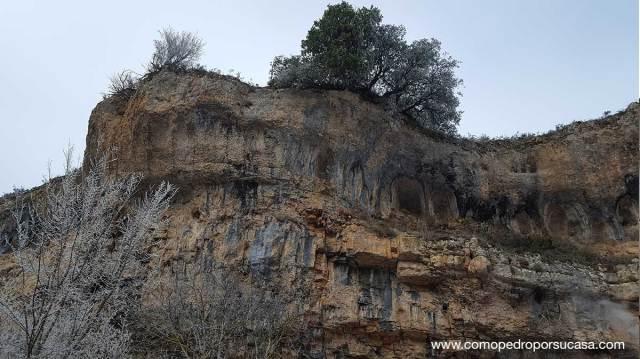 Paisaje kárstico Orbaneja del Castillo
