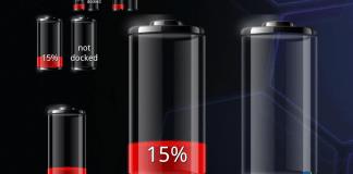 ver estado de bateria en android