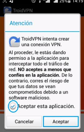 confio en esta aplicacion troidvpn 2016