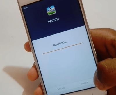 como poder descargar pes 2017 gratis para android