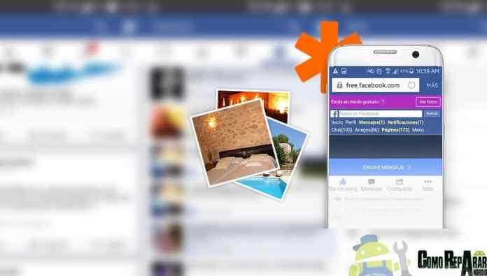 como poder ver imagenes en free facebook android