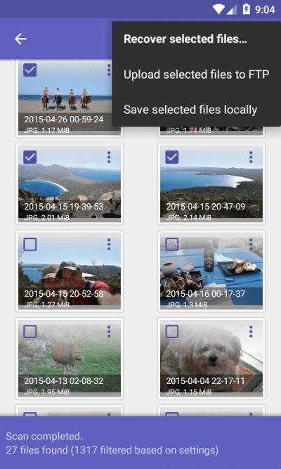 como recuperar videos lg k10 recuperar archivos eliminados micro sd