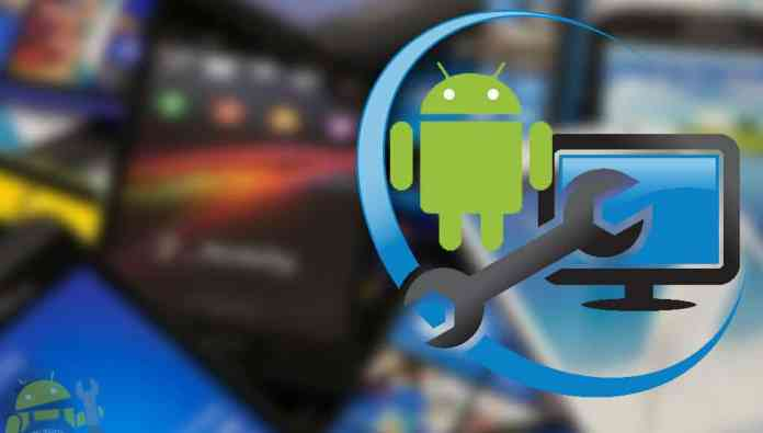 como reparar android desde pc windows