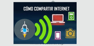 como compartir internet de http injector a pc windows mac