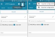 descargar servidores para http injector en android