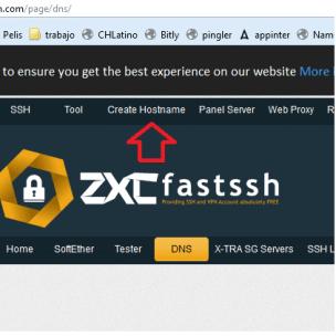 hace facil crear servidores http injector tigo wap