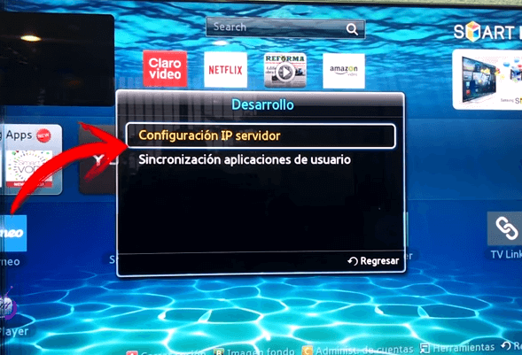 instalar apps no oficiales en smart tv
