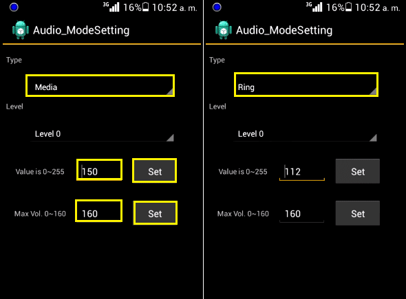 reparar audio aumentar volumen huawei ascend y330
