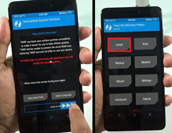 rootear android con xiaomi miui 9 y 8 estable snapdragon 625