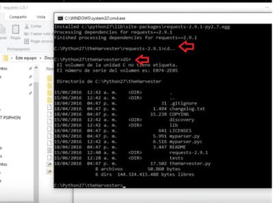 sacar host gratis de windows con python 2.7.11