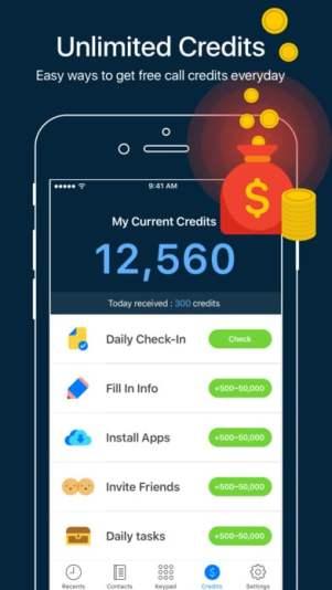 whatscall para iphone llamadas gratis ilimitadas