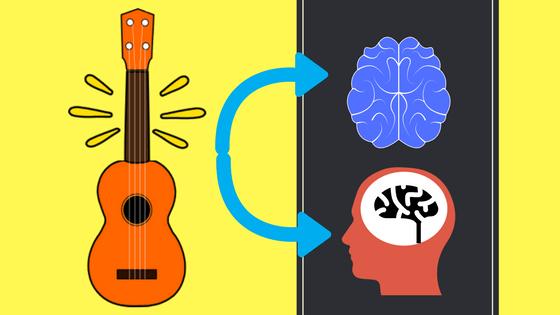 Como Tocar Ukulele Pode Estimular o Cérebro e a Coordenação Motora
