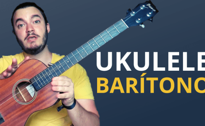 UKUlele_baritono_o_que_é