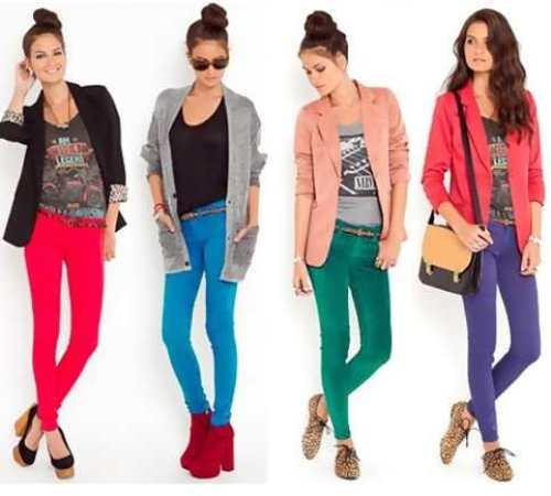 como vestirse a la moda