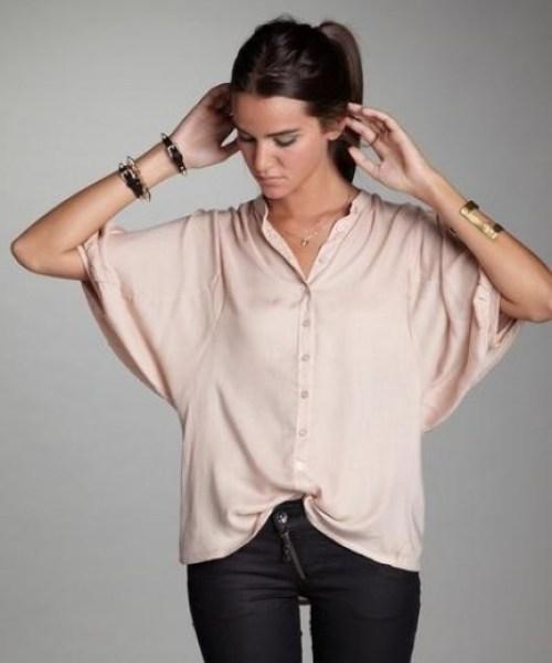 Camisas de moda para mujer