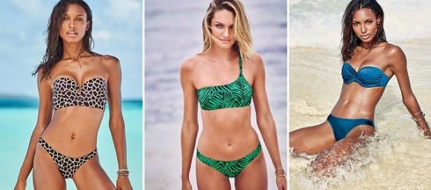 Bikinis en color