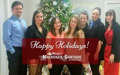 Christmas 2016 group photo