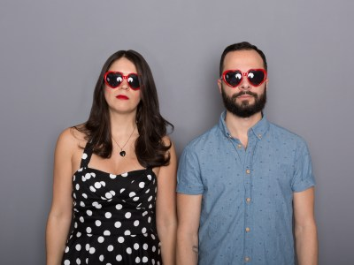 Can't Lit Podcasters Daniel Zomparelli and Dina Del Bucchia