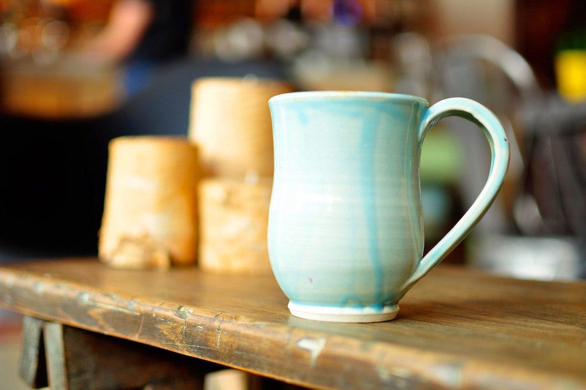 Lupine Art Studio: Clay Practice - Mugs & Cups
