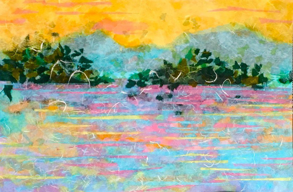 West Coast Chigirie Art Show