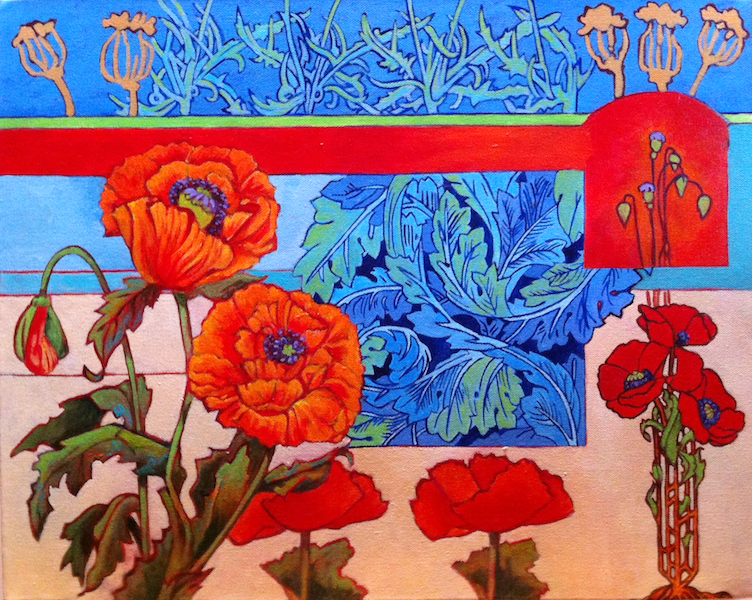 COLOUR VISION: PAINTINGS BY CHANNING HOLLAND