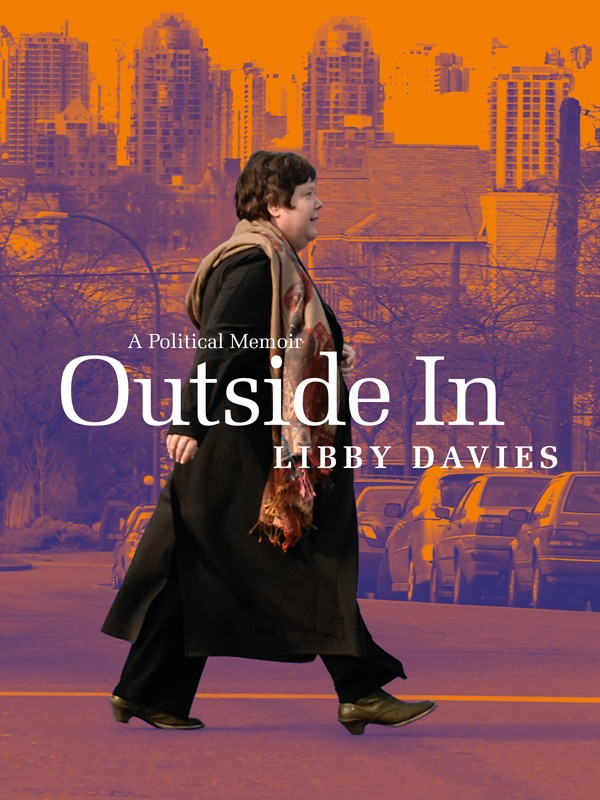"""Author Reading: """"Outside In: A Political Memoir"""" with Libby Davies"""