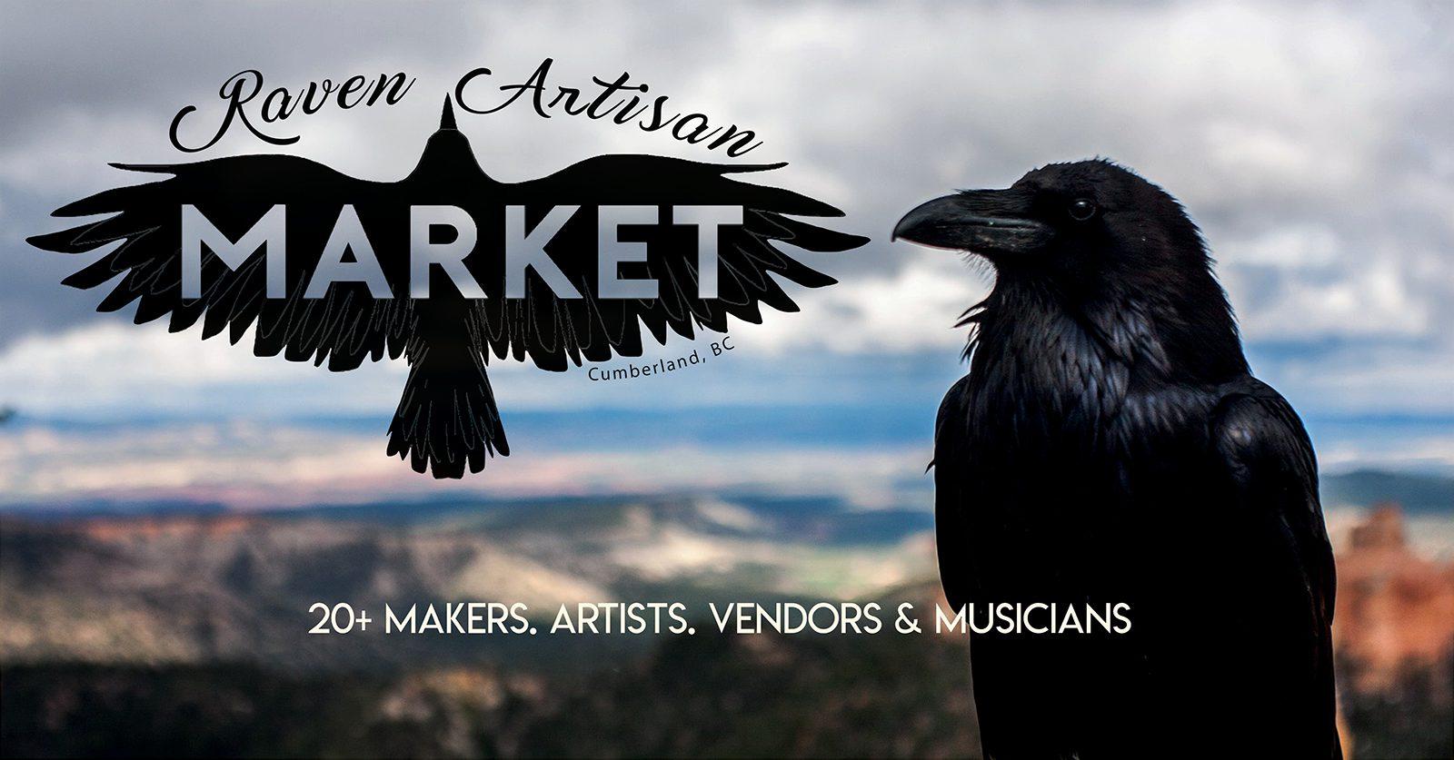 Raven Artisan Market in July