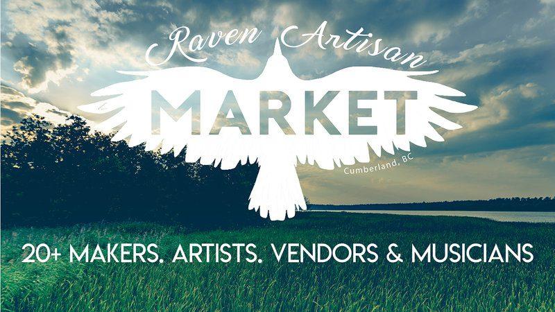 Raven Artisan Market in August