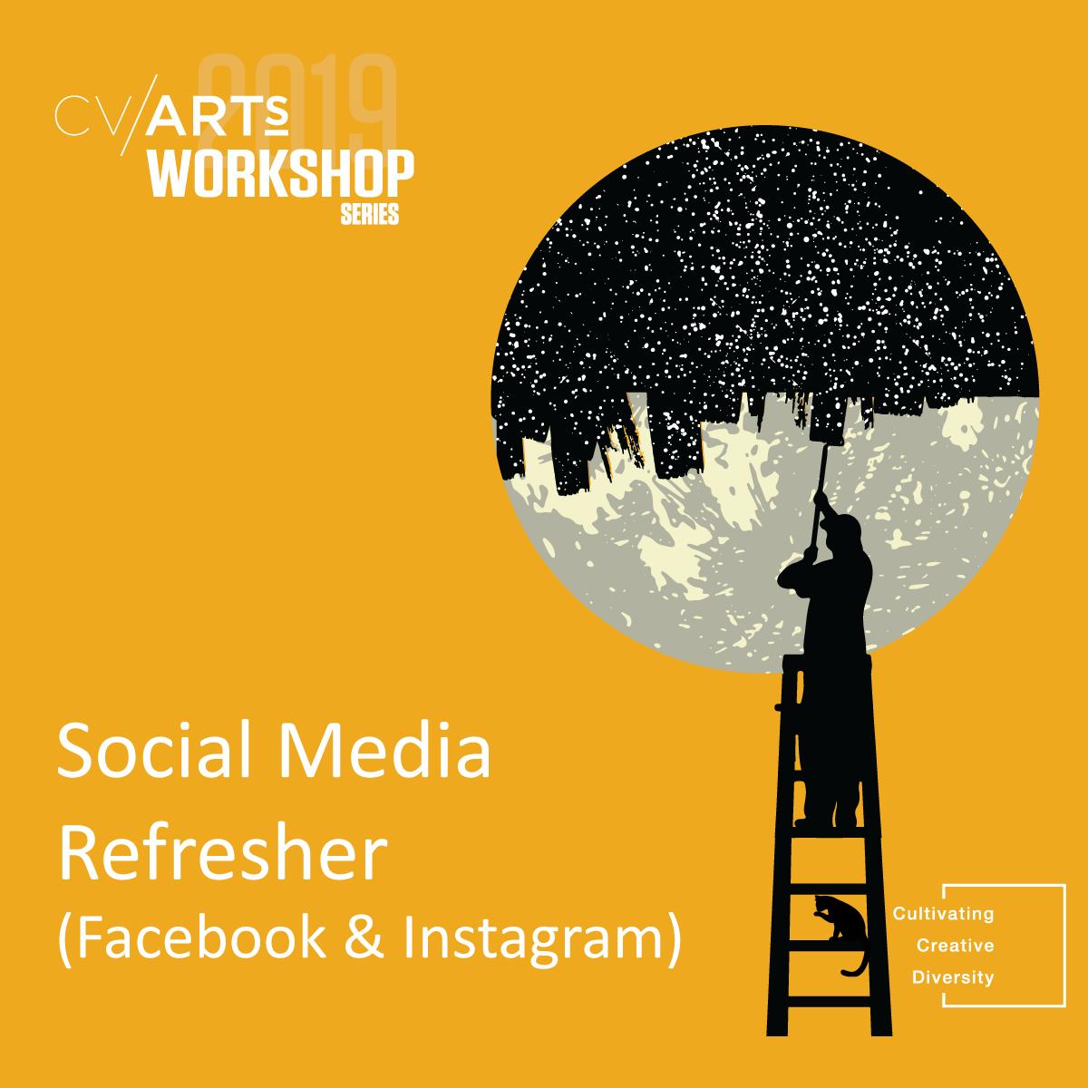 Social Media Crash Course/Refresher!