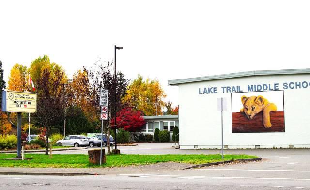 Kết quả hình ảnh cho Lake Trail Middle School